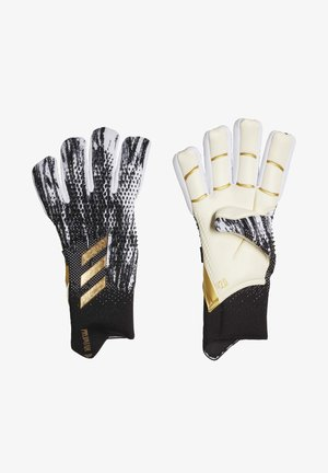 PREDATOR 20 PRO FINGERSAVE - Goalkeeping gloves - black
