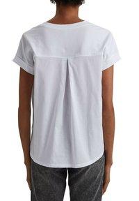 edc by Esprit - Print T-shirt - white - 4