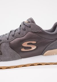 Skechers Sport - OG 85 - Sneakers basse - charcoal/rose gold - 6