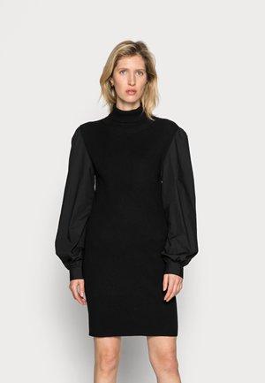 SISI DRESS - Hverdagskjoler - black