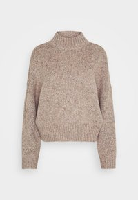 ONLTATA - Jumper - simply taupe