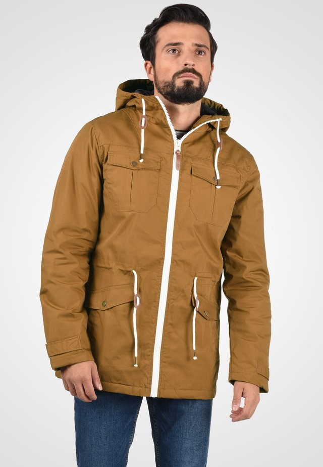 TILAS - Winter jacket - light brown