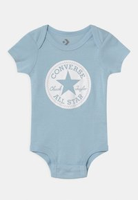 Converse - CHUCK TAYLOR 2 PACK - T-shirts med print - pacific blue coast - 2