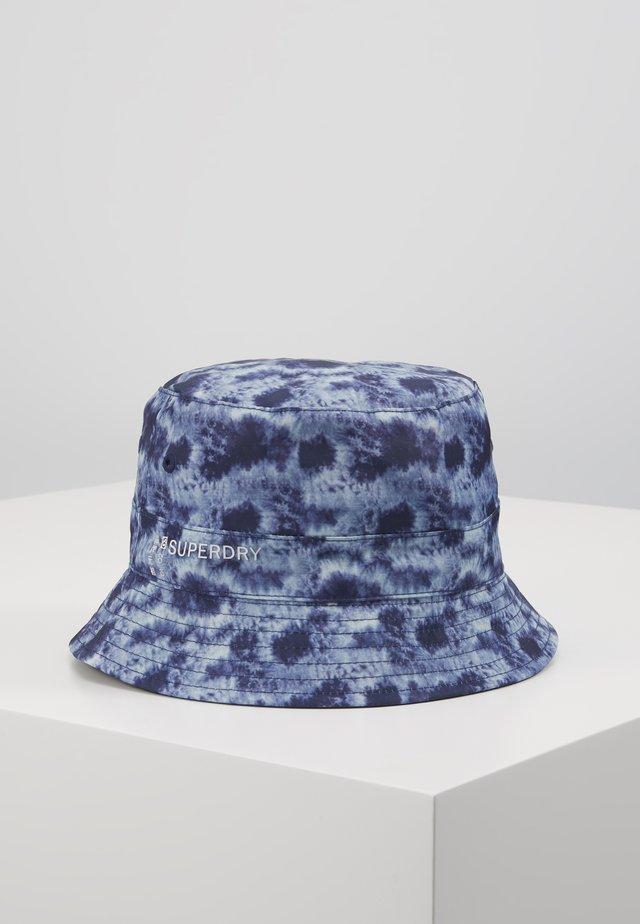 REVERSIBLE BUCKET HAT - Hut - tie dye