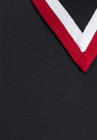 Tommy Hilfiger - HEAVY  KNEE DRESS - Shirt dress - desert sky - 2