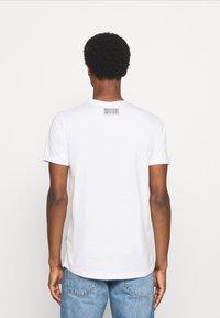 Solid - Print T-shirt - white - 2
