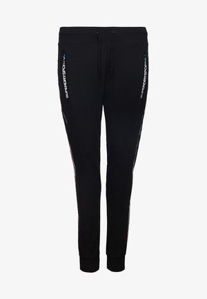 CORE GYM TECH  - Pantalon de survêtement - black