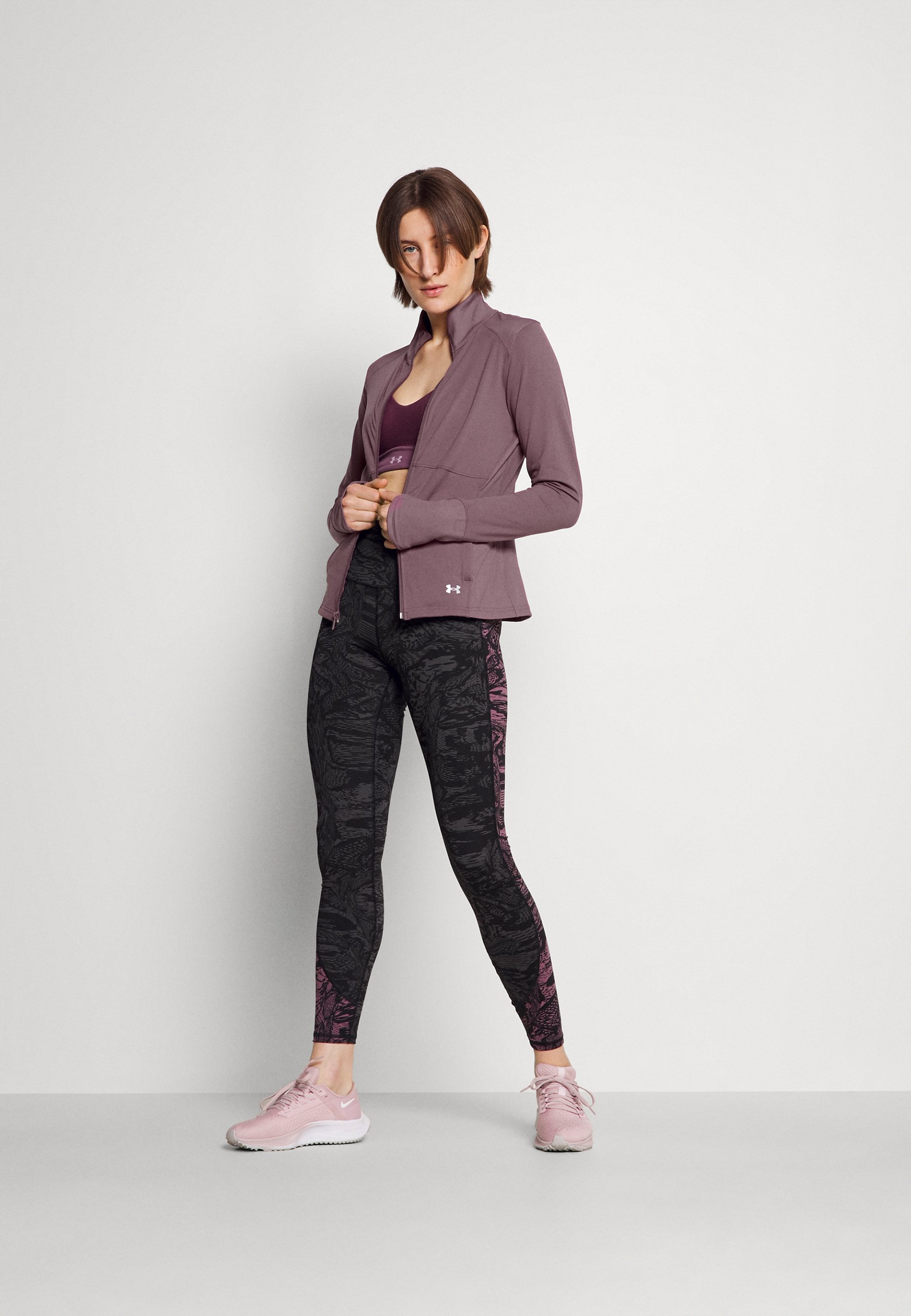 Women MERIDIAN JACKET - Training jacket