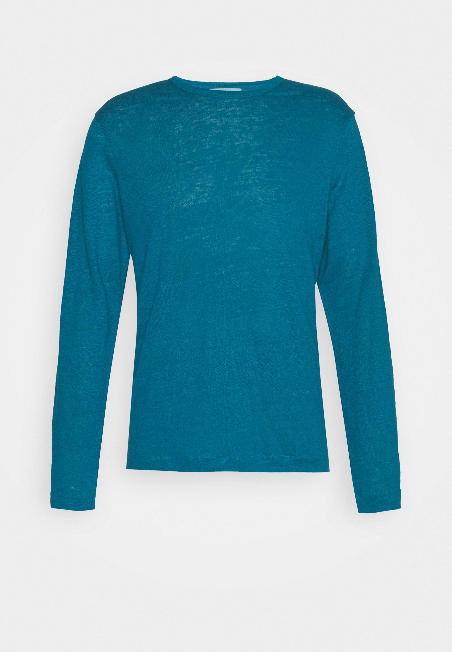 Men CREW SOLID - Long sleeved top