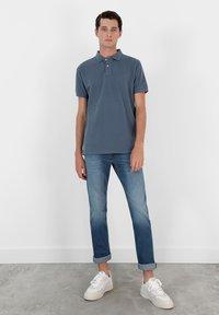 Scalpers - Polo shirt - blue - 1
