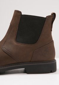Timberland - EARTHKEEPERS STORMBUCKS - Classic ankle boots - dark brown - 5