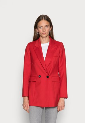 JOYCE ROSE - Blazer - garnet red