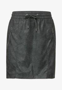Street One - Mini skirt - grau - 3