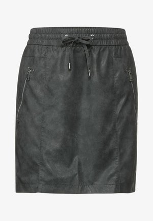 Mini skirt - grau