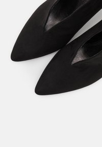 Marco Tozzi - High heeled ankle boots - black - 5