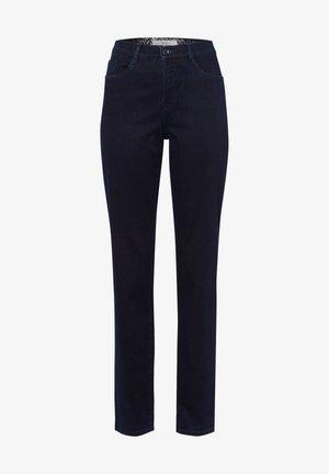 STYLE CAROLA - Straight leg jeans - clean dark blue