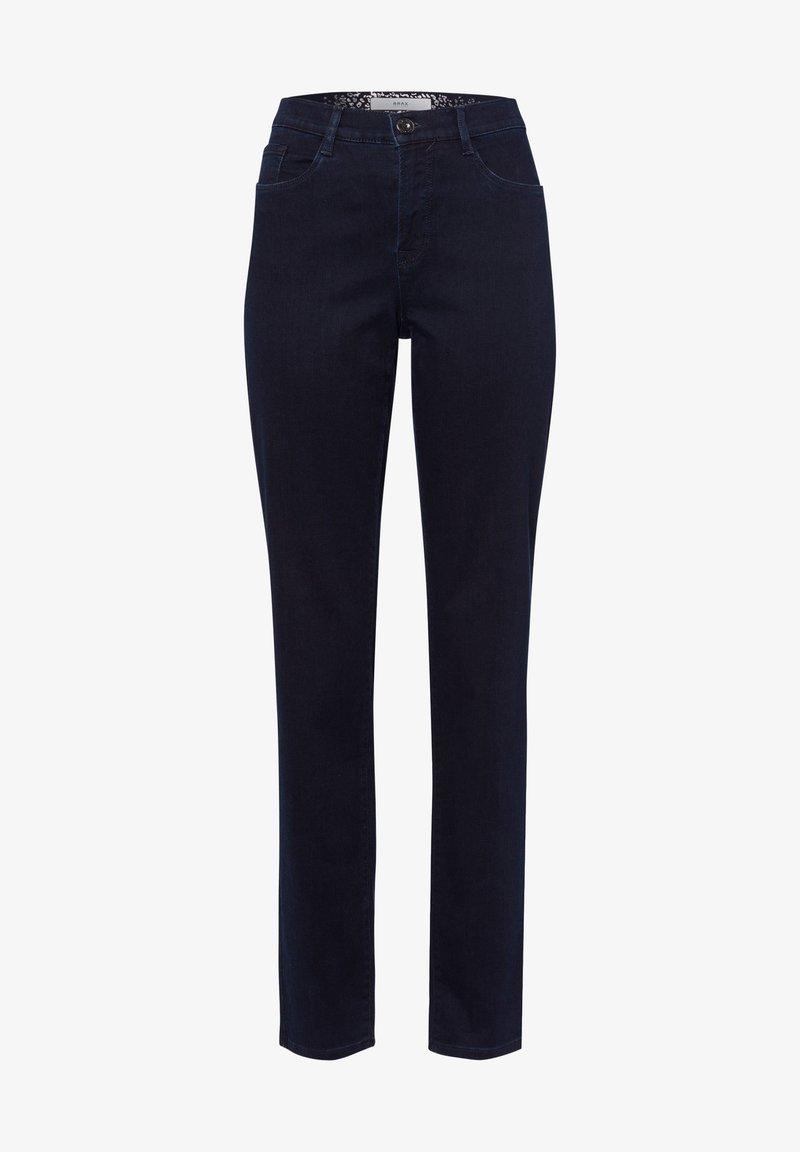 BRAX - STYLE CAROLA - Straight leg jeans - clean dark blue