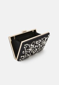 Forever New - CLARICE EMBELLISHED RECTANGLE - Clutch - black - 2
