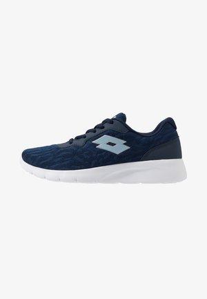 MEGALIGHT V - Sports shoes - dress blue/blue fog