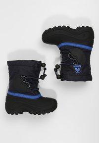 Kamik - SOUTHPOLE4 - Zimní obuv - navy - 1