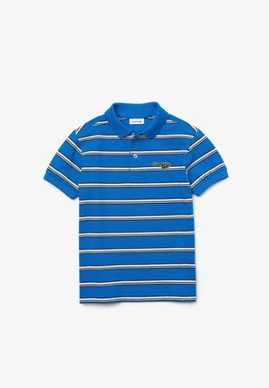 PJ1404 - Polo shirt - blau / weiß / navy blau