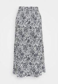 Marks & Spencer London - PLISSE MIDI - Áčková sukně - multi coloured - 0