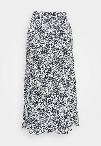 PLISSE MIDI - A-line skirt - multi coloured