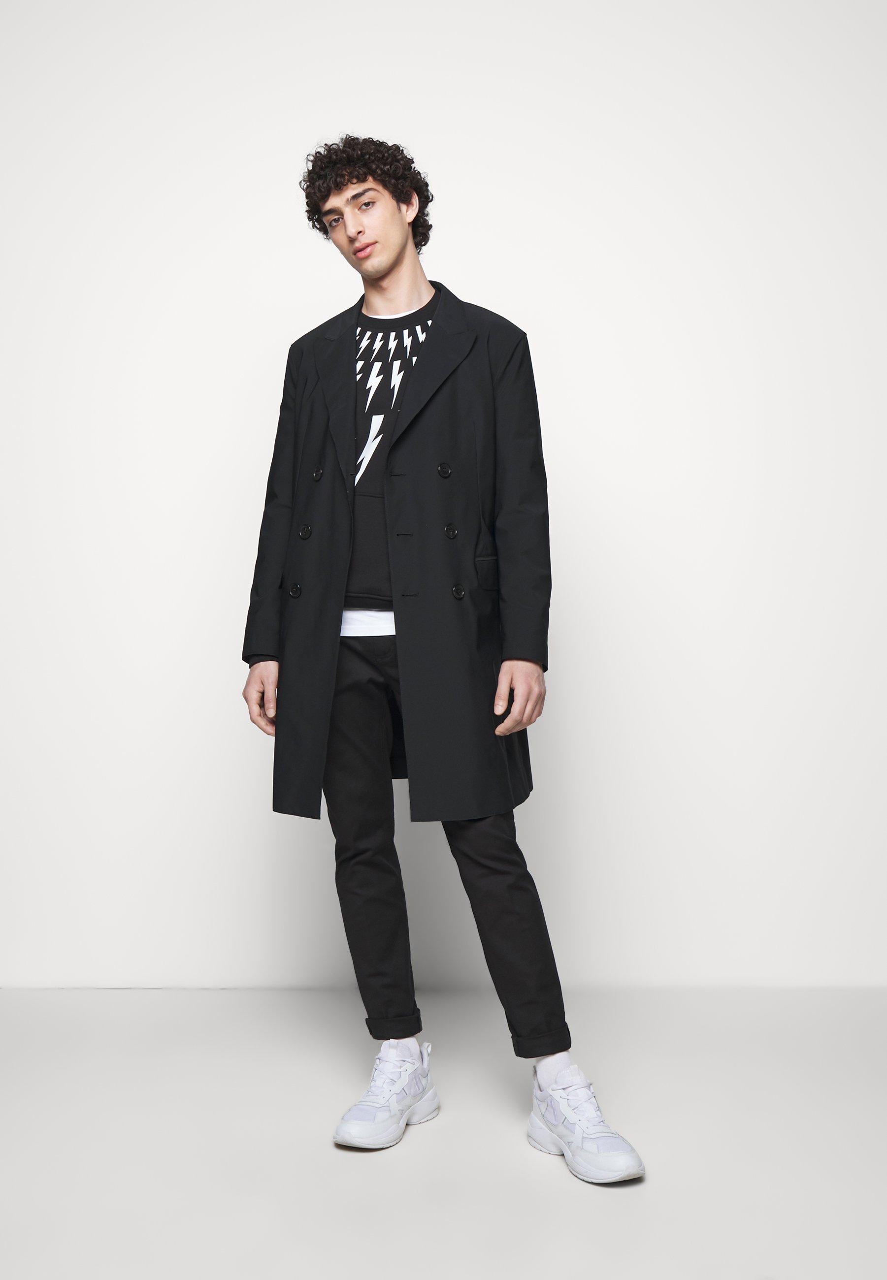Men TRAVEL DOUBLE BREASTED COAT - Classic coat