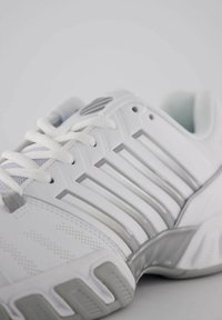 K-SWISS - Clay court tennis shoes - weiss / grau - 5