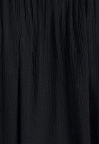 JDY - JDYIRIS 3/4 COLD SHOULDER - Blouse - black - 2