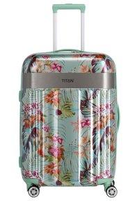 Titan - SPOTLIGHT FLASH - Wheeled suitcase - mint blossom - 0