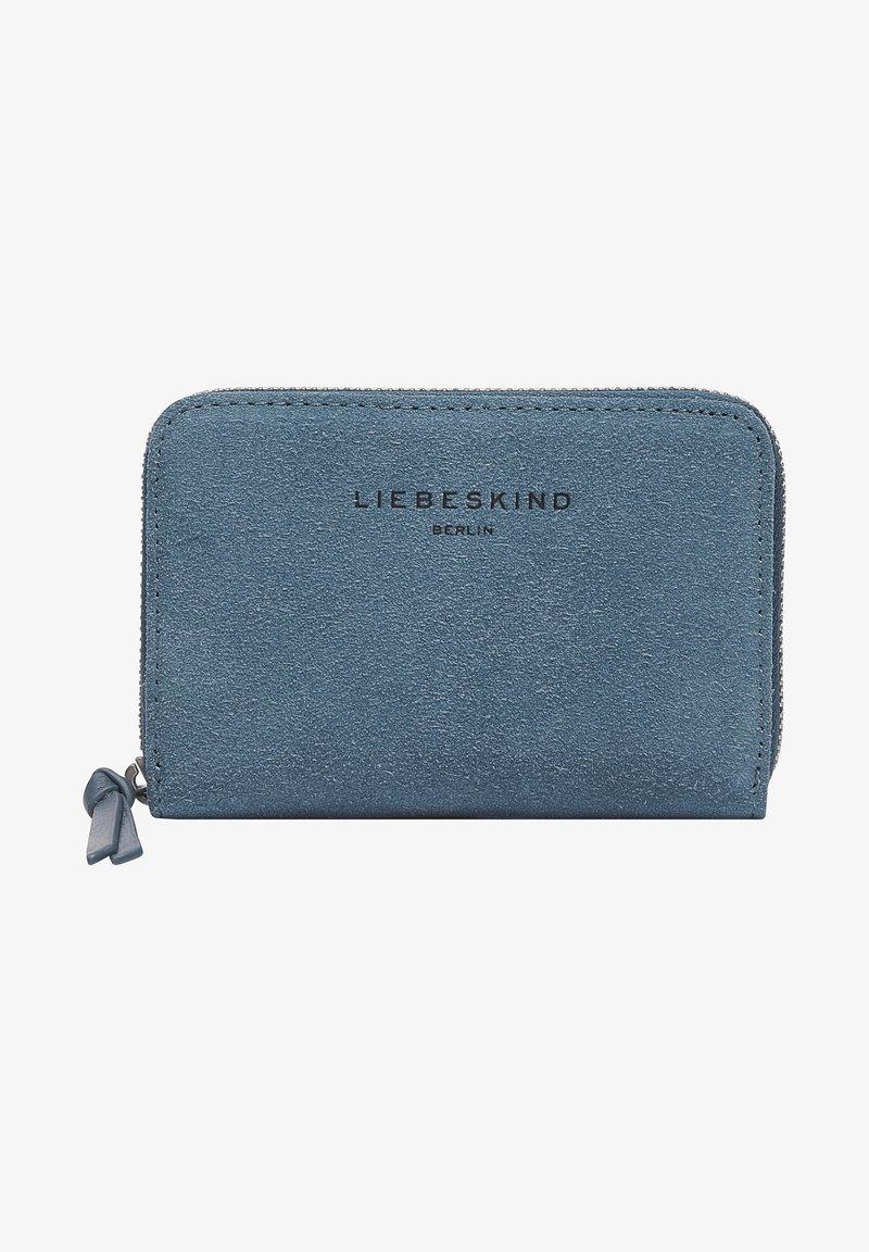 Liebeskind Berlin - ELIZA  - Wallet - faded blue (blue)