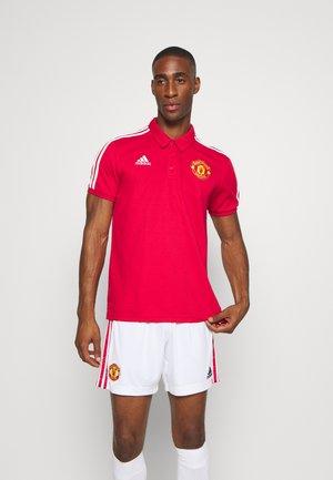 MANCHESTER UNITED FOOTBALL SHORT SLEEVE - Pelipaita - red