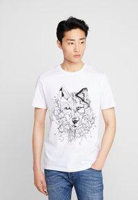 Pier One - T-shirts print - white - 0