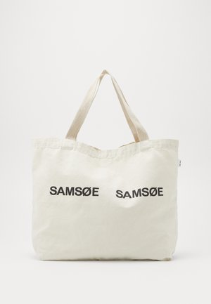 FRINKA  - Tote bag - warm white