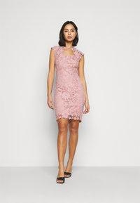 SISTA GLAM PETITE - MAZZIE - Cocktail dress / Party dress - pink - 1