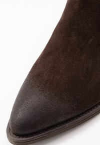Marco Tozzi - Cowboy/biker ankle boot - mocca - 2