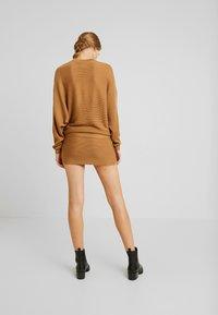 TWINTIP - Jumper dress - light brown - 2