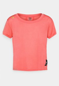 ASICS - SAKURA CROP - T-Shirt basic - peach petal - 0