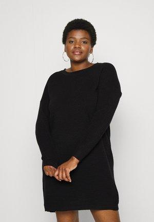 CARKARIA - Jumper dress - black