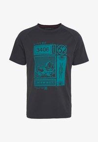 Mammut - MOUNTAIN MEN - T-shirt med print - phantom - 4