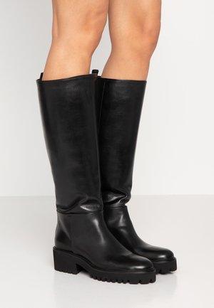 TINY - Støvler - black