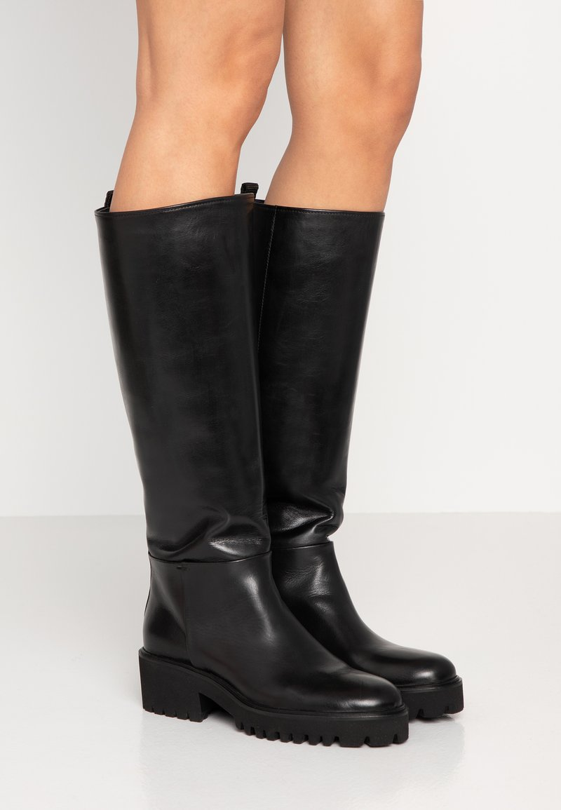 Homers - TINY - Boots - black
