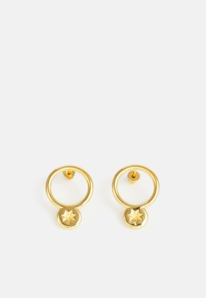 ANDROMEDA EAR - Oorbellen - gold-coloured