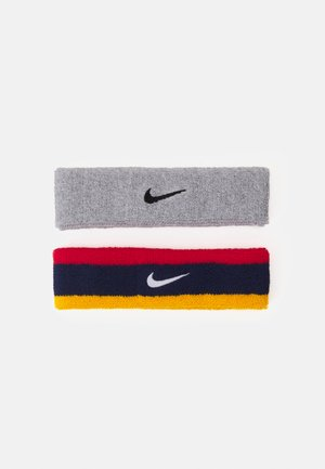 HEADBAND 2 PACK UNISEX - Other - midnight navy/university red/university gold/white/grey