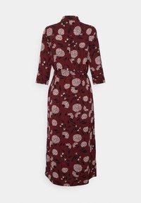 ONLY - ONLNOVA LUX  SHIRT DRESS - Skjortekjole - port royale - 6