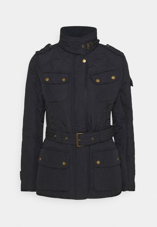 TOURER INTERNATIONAL - Übergangsjacke - navy