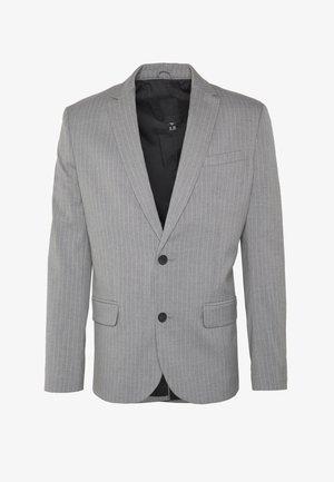TONY PINSTRIPE - Suit jacket - light grey