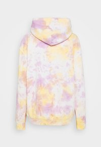 NEW girl ORDER - STRAWBERRY TIE DYE HOODIE  - Jersey con capucha - multicolor - 1