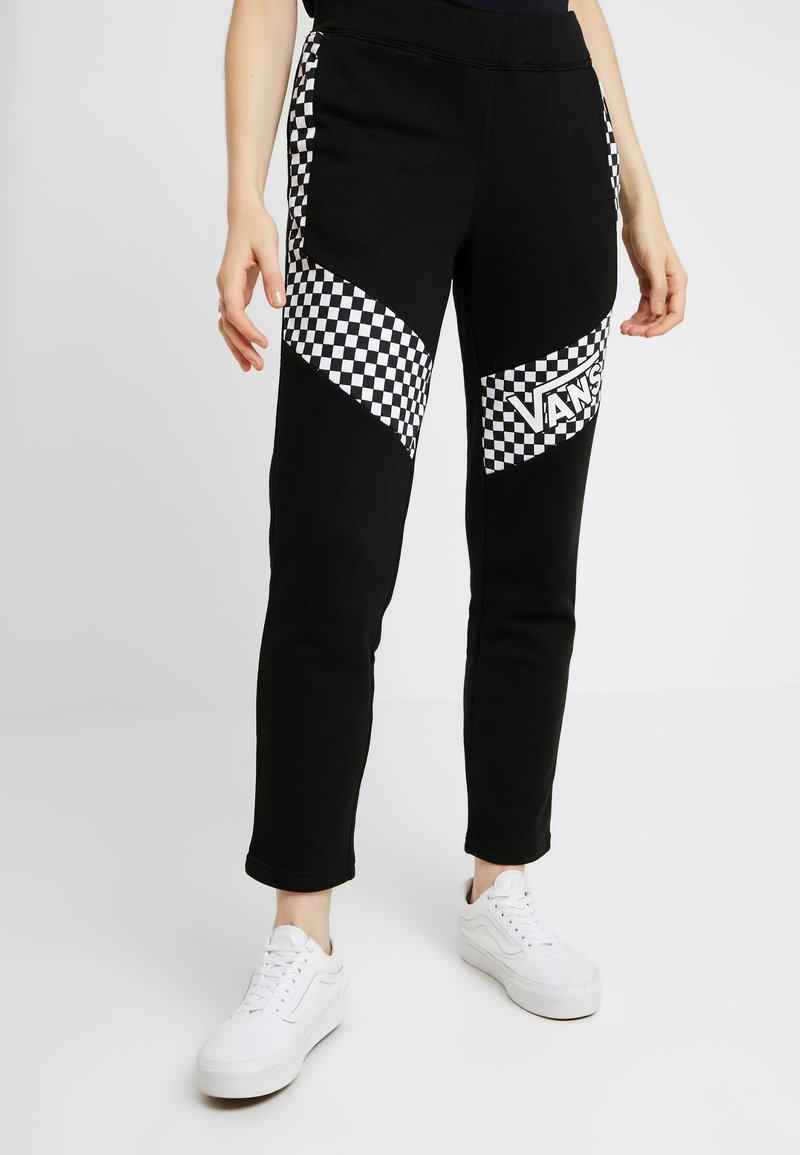 Vans - BMX PANT - Tracksuit bottoms - black